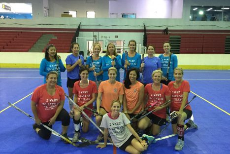 Ladies Hockey