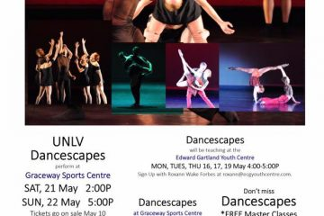 Dancescapes Shows are back