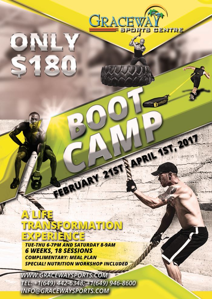First Boot Camp of 2017