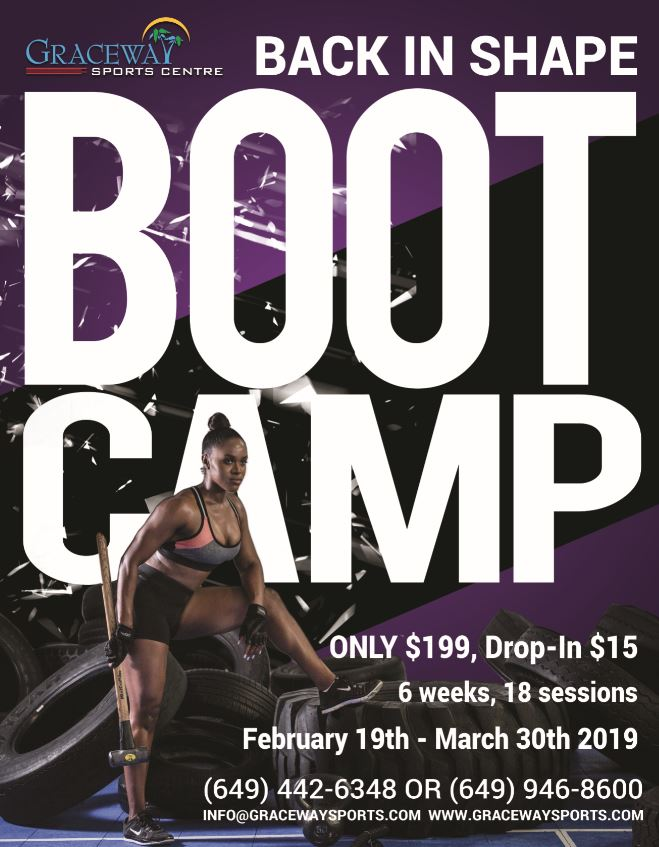 Back In Shape Boot Camp