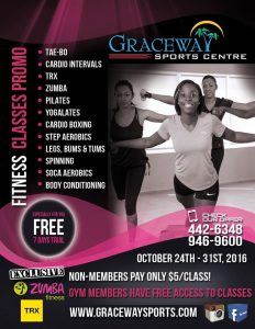 Classes Promo Oct 2016