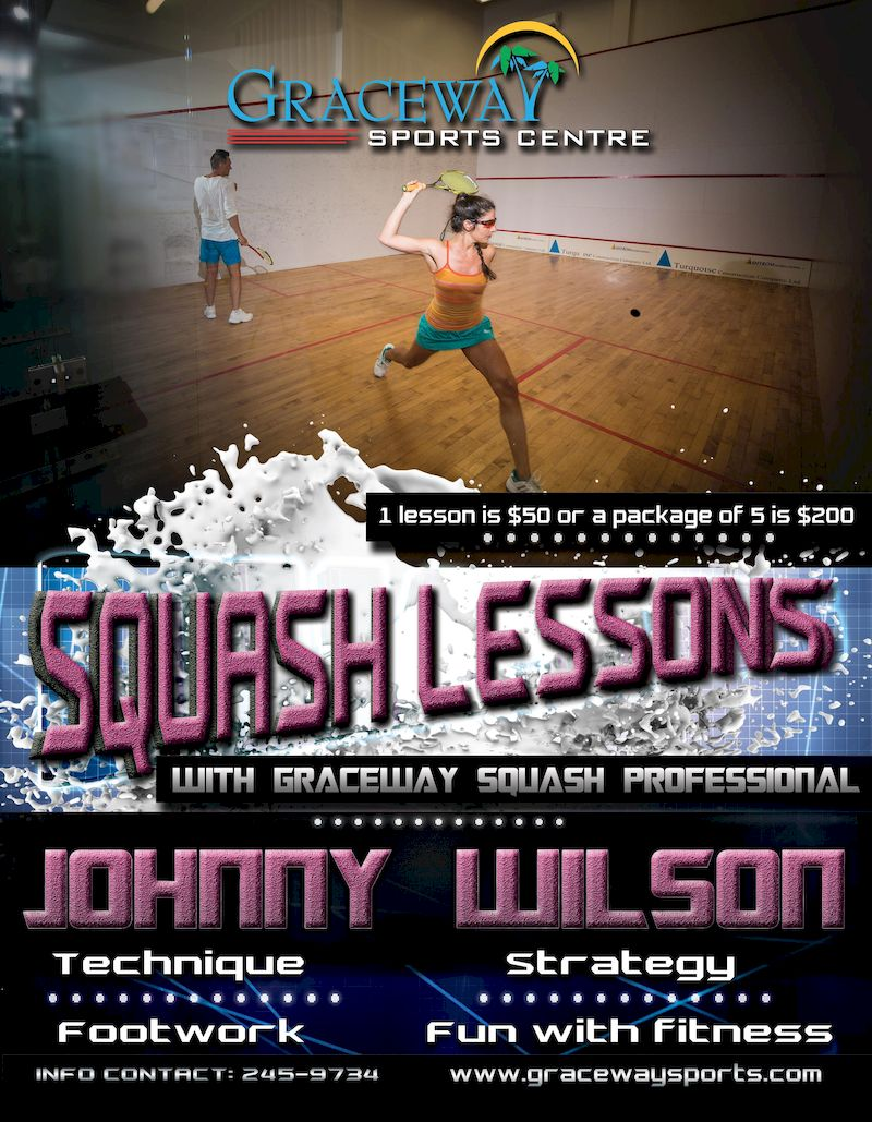 Squash Pro available now!